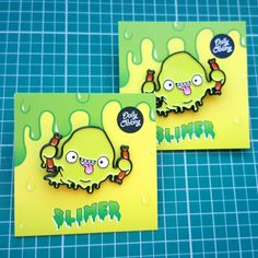 Slimer Limited Edition Enamel Pin