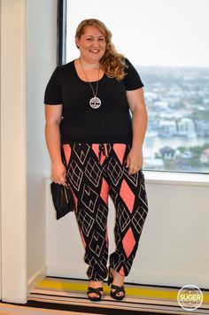 ProBlogger: Early Days {She Wore What} #17sundays #targetAU #plus #size #fashion #blog #outfit