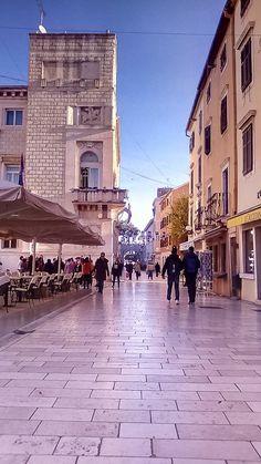 Zadar Croatia Travel, Montenegro, Slovenia, Places Ive Been, Europe, Island, Photography, Cities, Viajes