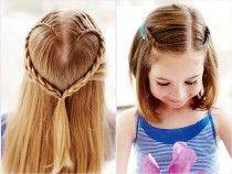 Cute little girl hairstyles:)