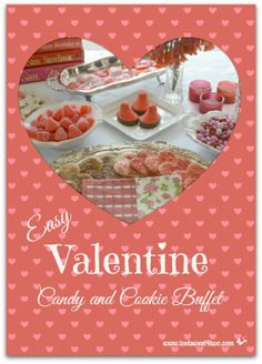 Easy Valentine Candy