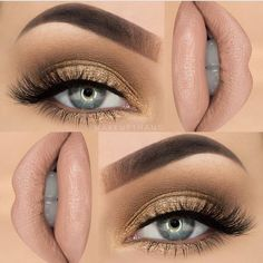 Make-up Inspirations-Ideen - Makeup Tutorial Lipstick Makeup Goals, Makeup Inspo, Makeup Inspiration, Makeup Tips, Beauty Makeup, Makeup Ideas, Hair Beauty, Makeup Stuff, Makeup Tutorials