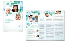 vista print brochures templates - view an entire library of editable indesign newsletter