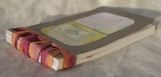 Less Is More soft bound book by gnewfry on Etsy