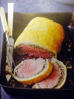 Bife Wellington: prato faz parte da tradição inglesa para ocasiões especiais