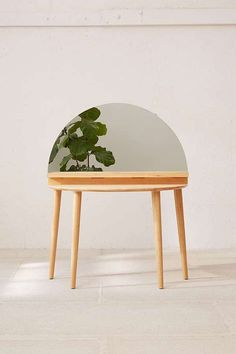 Arc Dressing Table