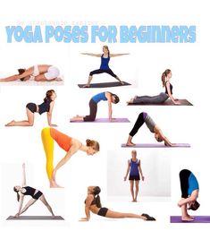 Yoga Poses For Beginners #Health #Fitness #Trusper #Tip