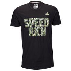 adidas Speed Rich Money T-Shirt - Men's