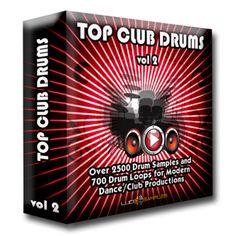 http://www.lucidsamples.com/drum-samples-packs/161-top-club-drums-2.html  TOP CLUB DRUMS VOL. 2