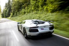 KW Automotive is now offering high-performance coilover suspension for the extreme Lamborghini Aventador LP 700-4. The dampers are made from heavy...