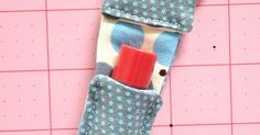 Need to make a bunch of gifts for not much and in a hurry? This craft costs pennies to make, uses scraps of fabric and takes less than fi...
