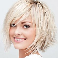 short bob hairstyles for thin fine hair