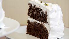 sjokoladekake med marengsglasur 2
