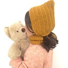 Tutorial para tejer un bonnet a crochet de cualquier talla. Muy sencillo! Con lana un poco gruesa se puede terminar en una hora.