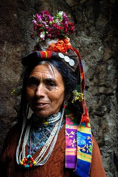 Brokpa Tribal - Dha Hanu, India