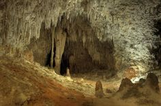 Carlsbad Caverns, New Mexico