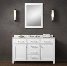 Hutton Extra-Wide Single Vanity