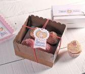 Cupcake Box I Self Packaging