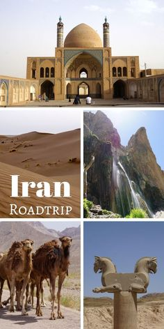 How often have we been advised not to travel to Iran on our own with a rental car? We tell you our route, accommodations and lots of tips for your Iran trip Iran Travel, Vietnam Travel, Pompeii, Visit Iran, Grand Mosque, Luxor Egypt, Roadtrip, Find Picture, Plan Your Trip