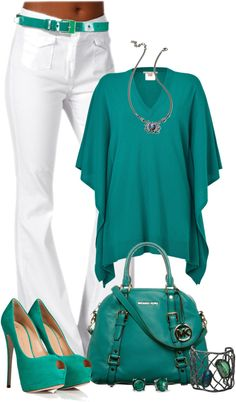"""going green"" by johnna-cameron on Polyvore"
