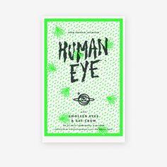 Human Eye by Michael George Haddad, via Behance