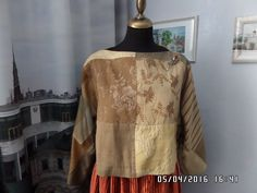 Блузка пэчворк / Фотофорум / Burdastyle