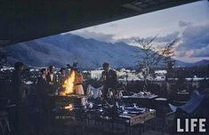Caracas in 1953 photos from LIFE magazine