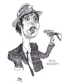 Pete, 2012 Doodles, Drawings, Art, Art Background, Kunst, Sketches, Performing Arts, Drawing, Portrait