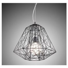 LINEARE A pendant light - This modern design by Lineare A is an eye-catching piece for any room in the house.