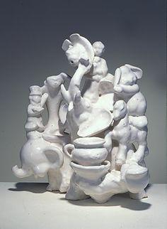 Ceramic art penetration