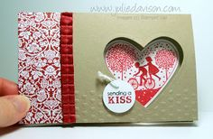 Julie's Stamping Spot -- Stampin' Up! Project Ideas Posted Daily: Top 5 of December 2011