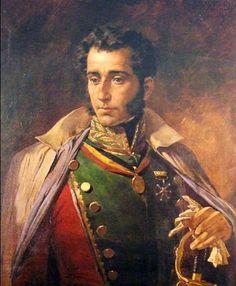 Retrato del Mariscal Antonio José de Sucre (1895) Arturo Michelena (Venezuela, 1863-1898)*