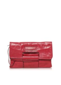 Francesco Biasia Elevation Leather Clutch -- i might need to get this one