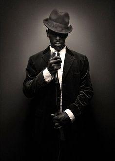 Rap Artist Mustafa Shakir by Joel Grimes Photography, via Flickr #commercialphotography,