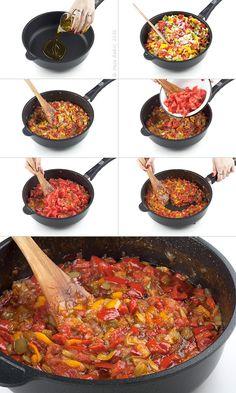 Bećar paprikaš je letnje jelo od paprike, luka i paradajza, veoma je poznato i zastupljeno generacijama na ovim prostorima. Recepti s...