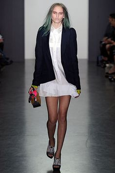 Proenza Schouler Spring 2010 Ready-to-Wear Collection Slideshow on Style.com