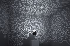 Linlin and Pierre-Yves Jacques, a pair of designers and artists based in Paris, have created a 3D-printed lamp design that will illuminate your room with rich and elaborate lace patterns.