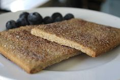 Dawn Dishes It Out: Gluten Free Graham Crackers