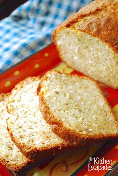 Pineapple Coconut Banana Bread - a great quick bread recipe that is the best version of banana bread! you can also make them into muffins Easy Bread Recipes, Banana Bread Recipes, Sweet Recipes, Cooking Recipes, Quick Bread, Coconut Banana Bread, Easy Banana Bread, Just Desserts, Delicious Desserts