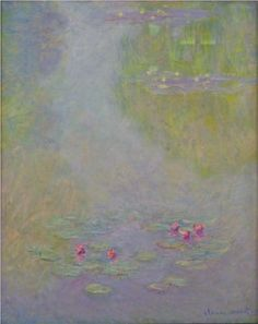 Water Lilies - Claude Monet                                                                                                                                                                                 More