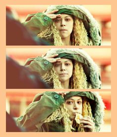 It feels like #Helena could be returning in some bizarre form. #Orphan Black is it weird that she was one of my favorite characters?