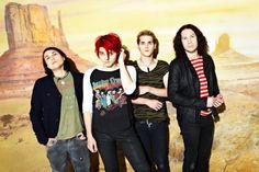 My chemical romance - Gerard Way