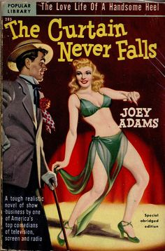 """""""The Curtain Never Falls"""" 