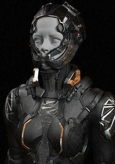 Suit_1 by Dmitriy Rabochiy