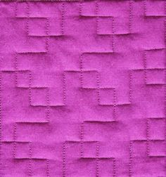 Rachael Dorr: April Lesson ( Giveaway) Straight Line Quilting Designs Quilting For Beginners, Quilting Tips, Free Motion Quilting, Quilting Tutorials, Quilting Projects, Sewing Machine Quilting, Machine Quilting Patterns, Quilt Patterns Free, Straight Line Quilting