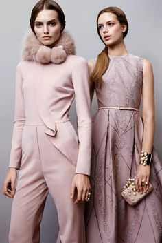 Cool Chic Style Fashion: Fashion Runway | Elie Saab Pre-Fall 2015 look book