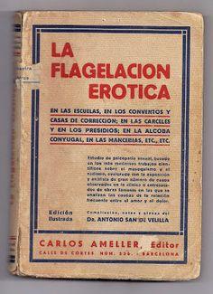 san de velilla la flagelacion erotica, 1932