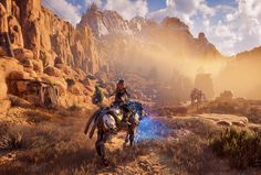 Horizon Zero Dawn Screenshots Leaked Early: Here Is A Look At The Cauldrons #Playstation4 #PS4 #Sony #videogames #playstation #gamer #games #gaming