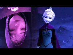 Heart Attack--Jack Frost and Elsa OMG I LOVED THIS. Very artfully done! *applauds* There was no story, but that's exactly what made this strong. It just flowed with the song, showing victories and failures, and made ample use of layered video. All Disney Movies, Disney Music, Disney Art, Disney Characters, Jack Frost And Elsa, Queen Elsa, How To Make Comics, Jelsa, Heart Attack