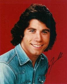 "John Travolta played ""Vinnie Barbarino"" on "" Welcome Back, Kotter""."